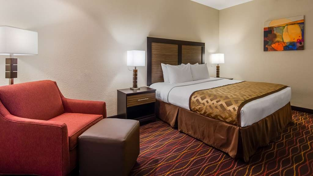 Best Western B. R. Guest - Guest Room
