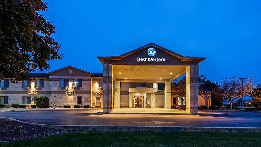 Best Western Fostoria Inn & Suites - Aussenansicht