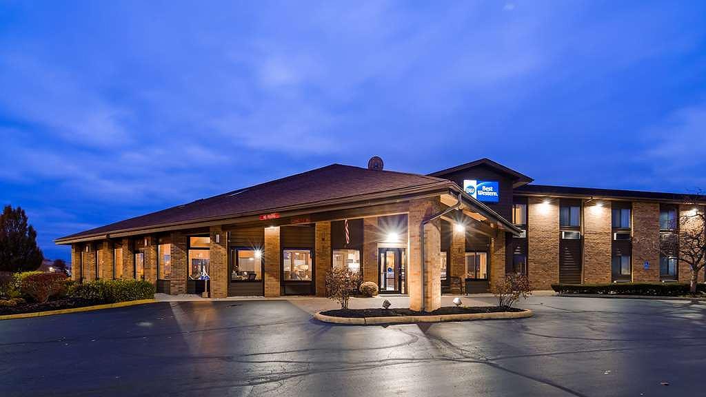 Best Western Lakewood Inn - Vista exterior