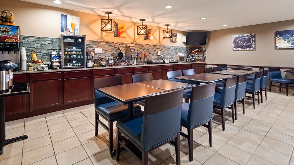 Best Western Lakewood Inn - Restaurant / Gastronomie