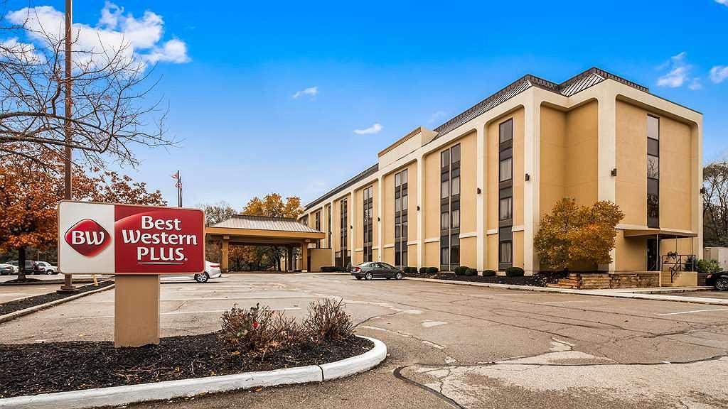 Best Western Plus Dayton Northwest - Facciata dell'albergo