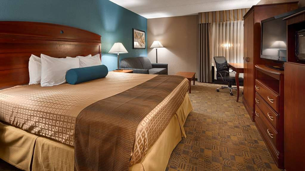 Best Western Plus Dayton Northwest - Your comfort is our first priority.