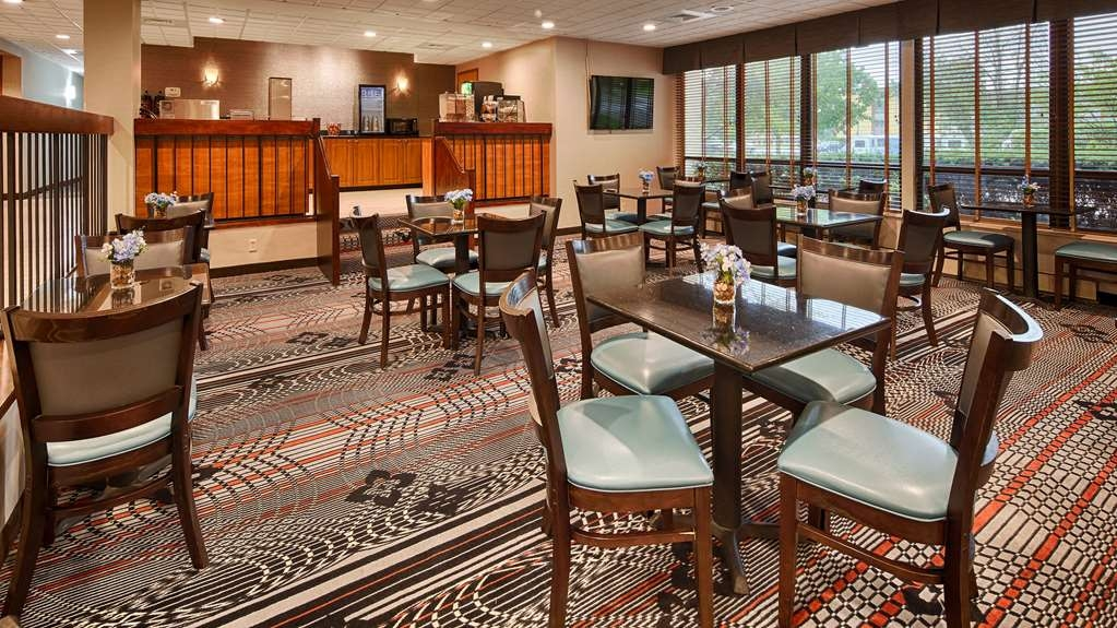 Best Western Plus Dayton Northwest - Enjoy a complimentary full breakfast balanced and delicious breakfast with choices for everyone.