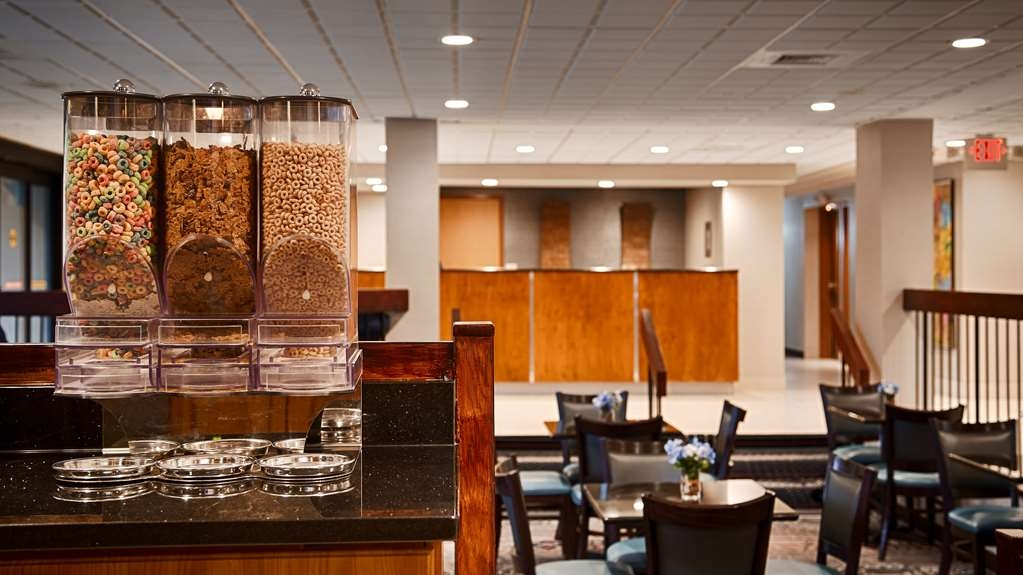 Best Western Plus Dayton Northwest - Join us each morning for a complimentary full breakfast.