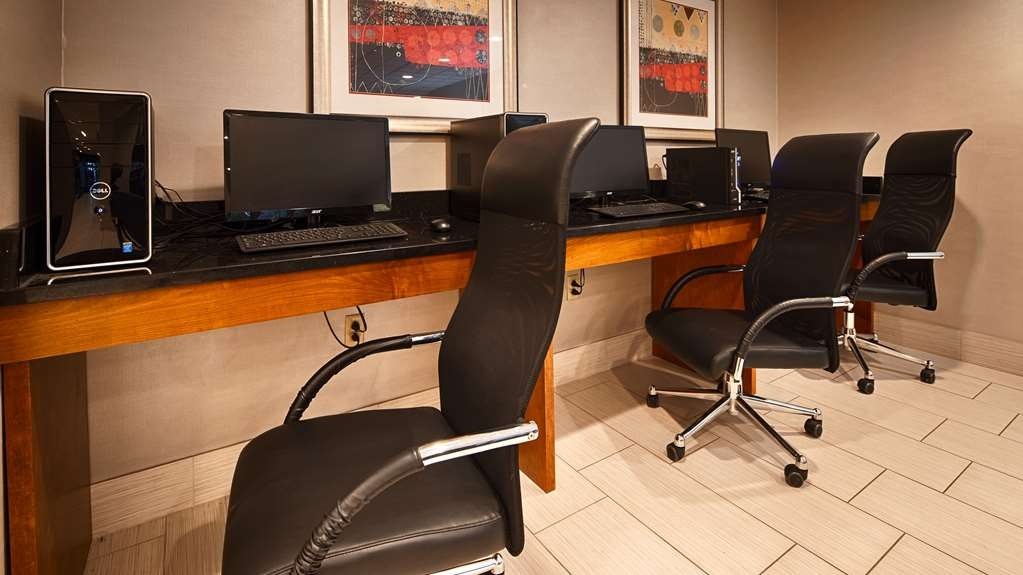 Best Western Plus Dayton Northwest - Stay productive during your time away from home in our business center.