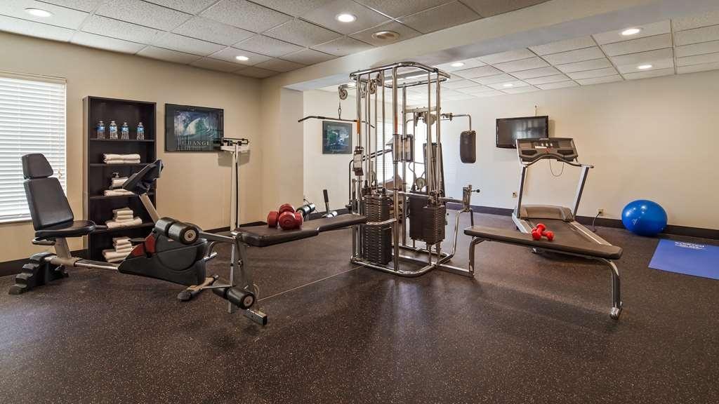 Best Western Plus Dayton Northwest - Fitnessstudio