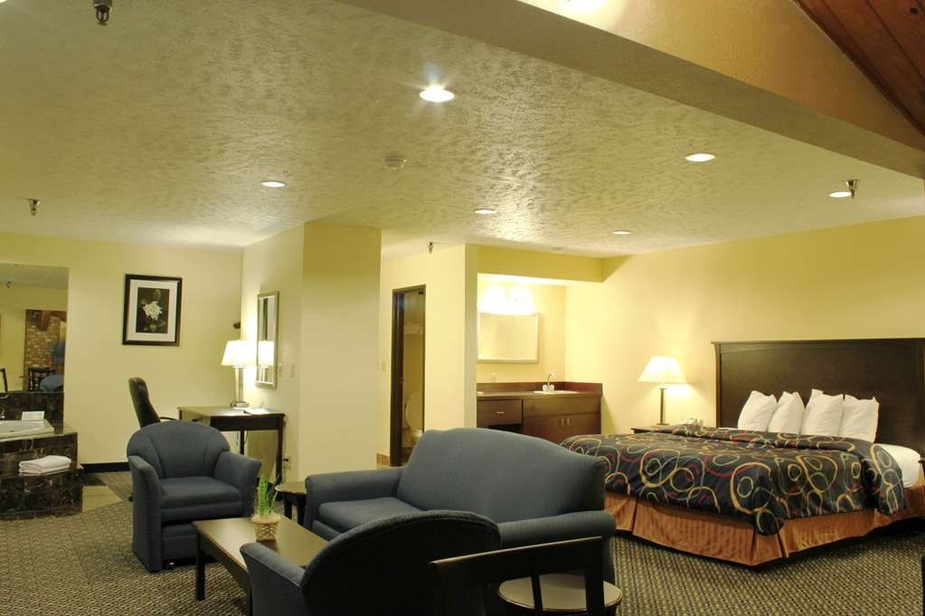 Best Western Richland Inn-Mansfield - exekutive suite