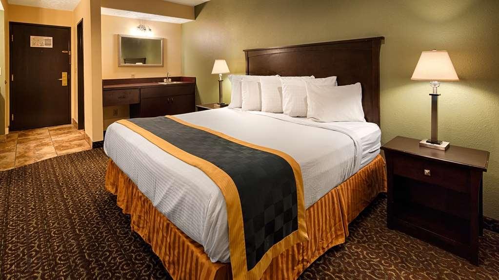 Best Western Richland Inn-Mansfield - Habitaciones/Alojamientos