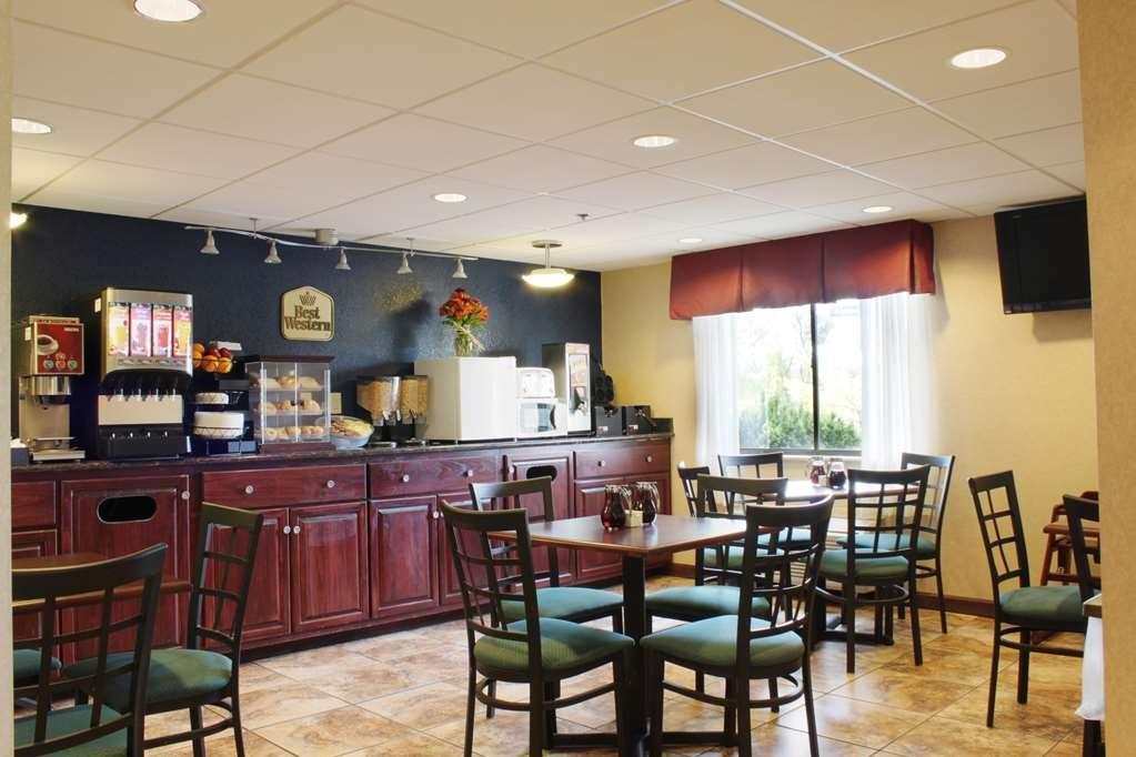 Best Western Richland Inn-Mansfield - Le petit déjeuner buffet