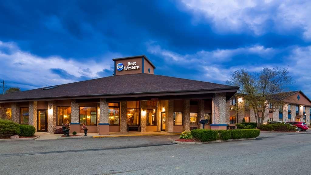 Best Western Richland Inn-Mansfield - Vista Exterior