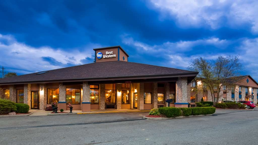 Best Western Richland Inn-Mansfield - Façade