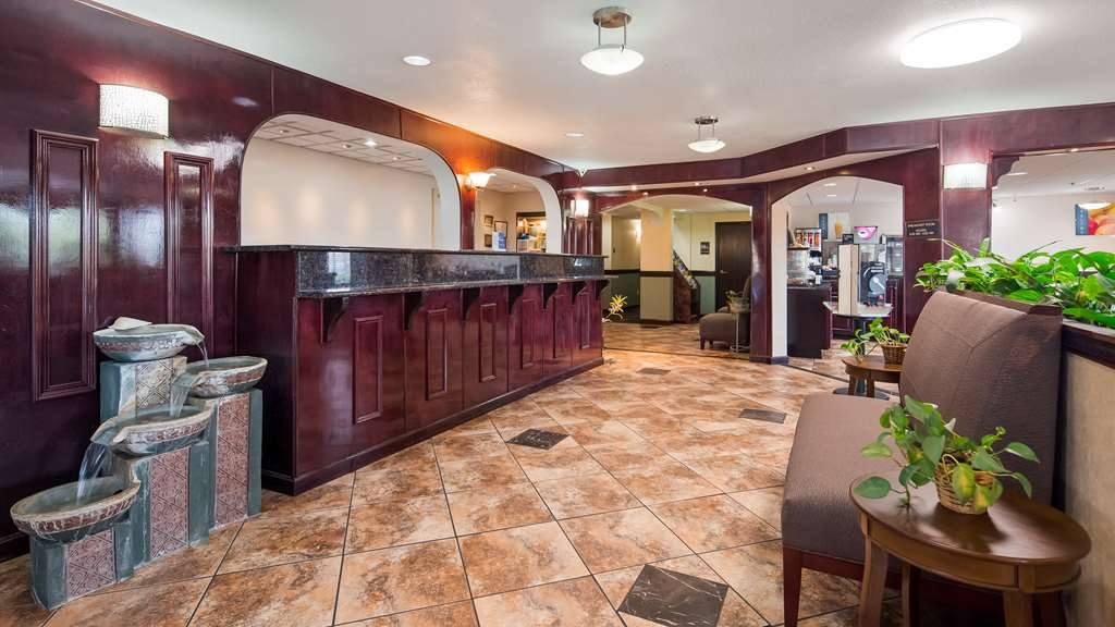 Best Western Richland Inn-Mansfield - Hall
