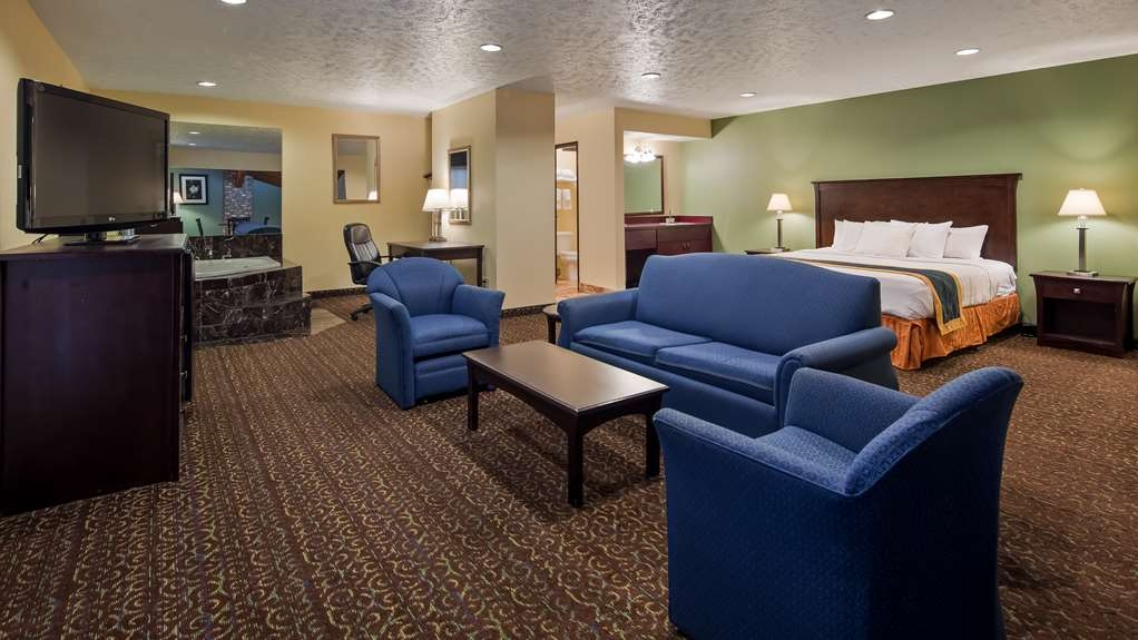 Best Western Richland Inn-Mansfield - Suite