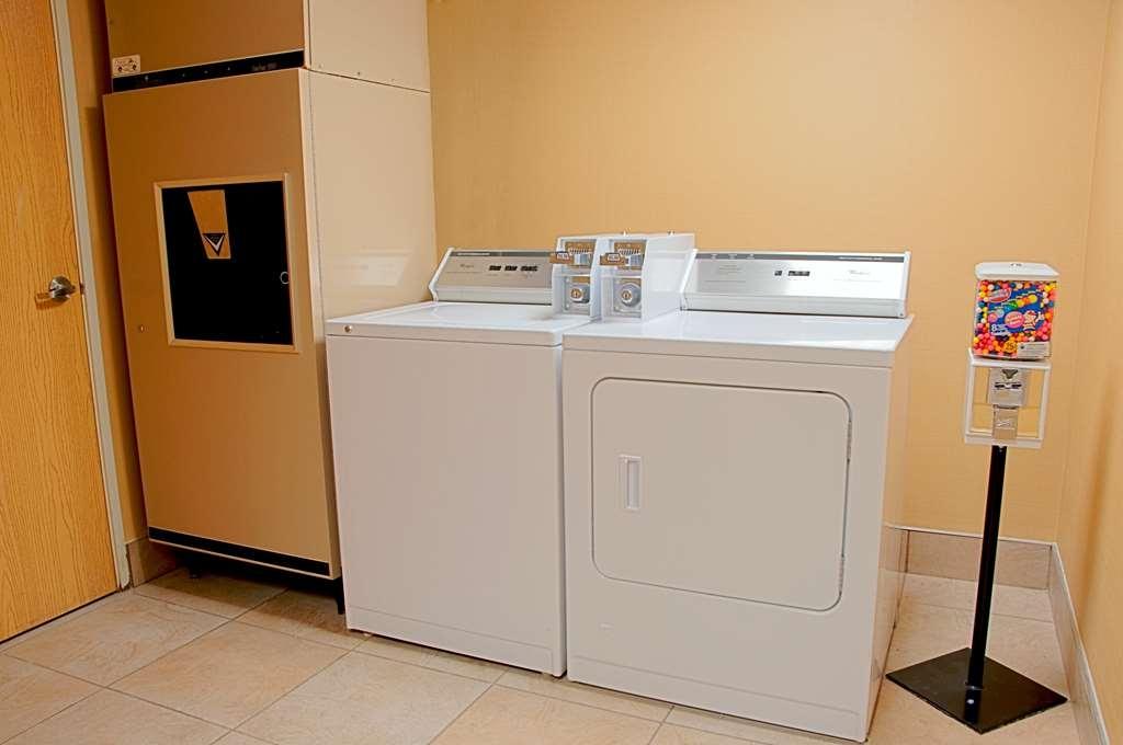 Best Western Mason Inn - Guest Laundry - Open 24-hours