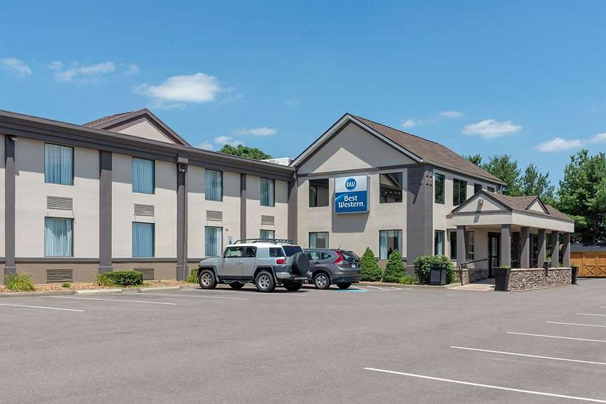 Best Western Dutch Valley Inn - Our beautiful Best Western New Philadelphia!
