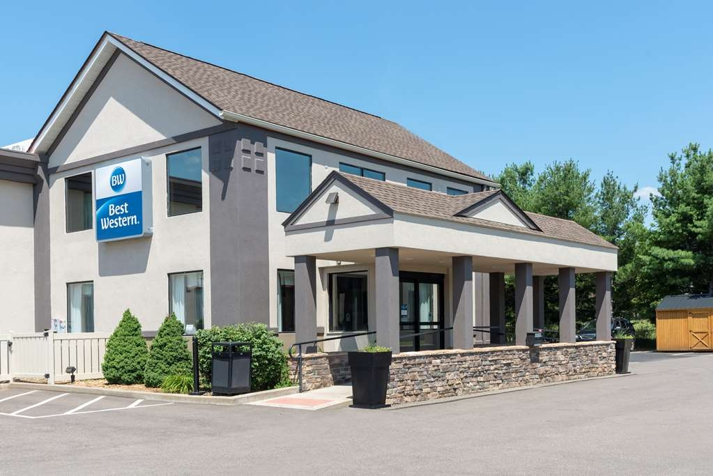 Best Western Dutch Valley Inn - Vista Exterior