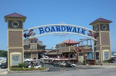 Best Western Plus Sandusky Hotel & Suites - The Boardwalk has many deck levels which puts you right on the water where you can watch Put-in-Bay come alive.