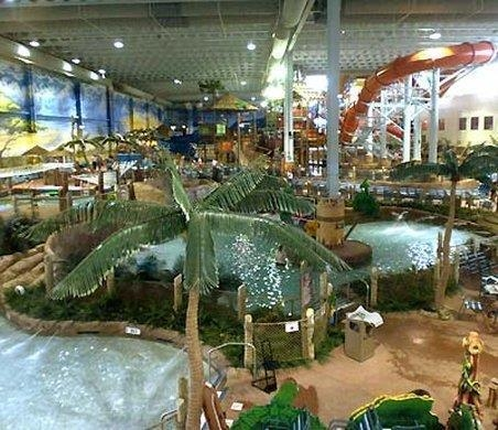 Best Western Plus Sandusky Hotel & Suites - America's Largest Family of Indoor Waterparks. Bring the Kids!