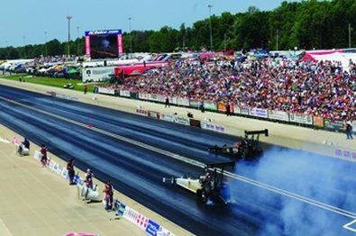 Best Western Plus Sandusky Hotel & Suites - Summit® Racing Equipment Motorsports Park is one of the greatest facilites in the world with nearly 500,000 visitors.