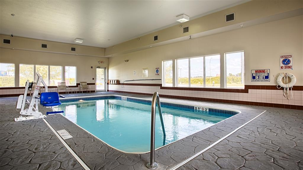 Best Western Wapakoneta Inn - Indoor Pool