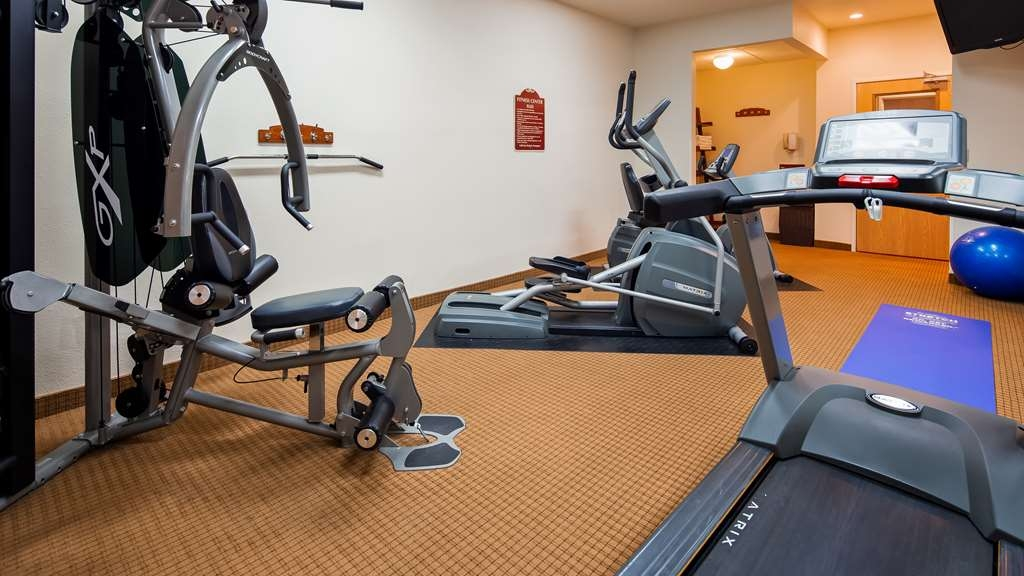 Best Western Wapakoneta Inn - Fitness Center
