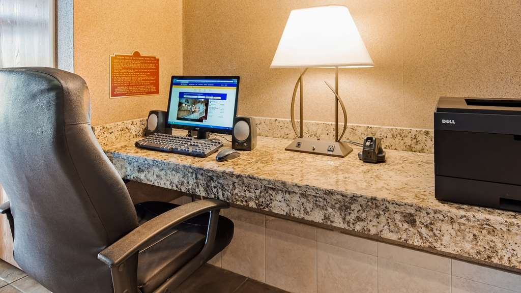 Best Western Wapakoneta Inn - centre des affaires