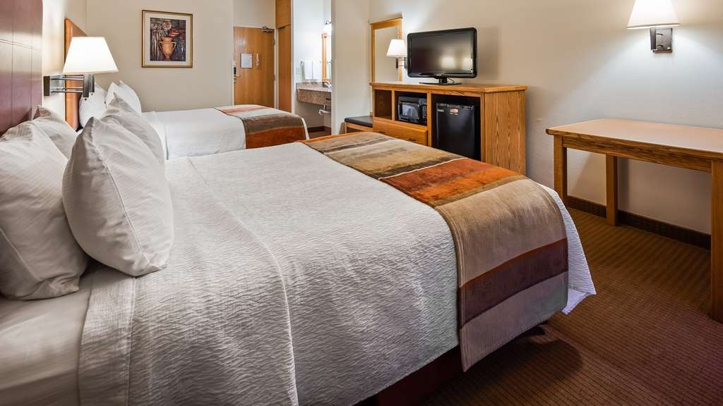 Best Western Wapakoneta Inn - Double Guest Room