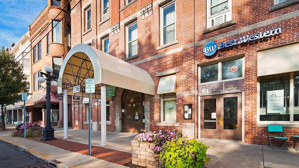 Best Western Park Hotel - Area esterna