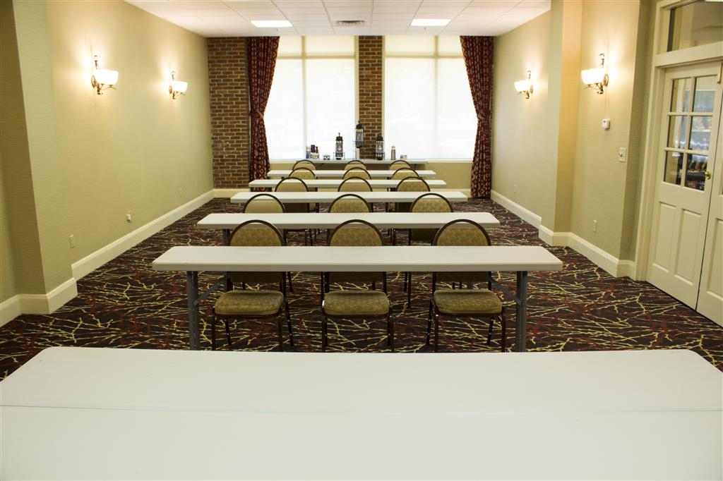 Best Western Park Hotel - Let us host your next business meeting in style and comfort.