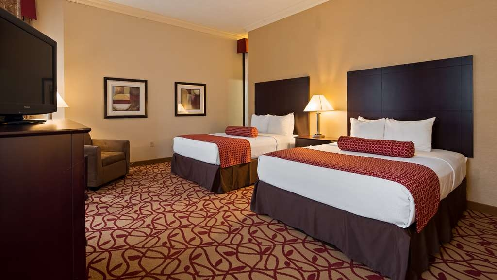 Best Western Park Hotel - Two Queen Bed Guest Room