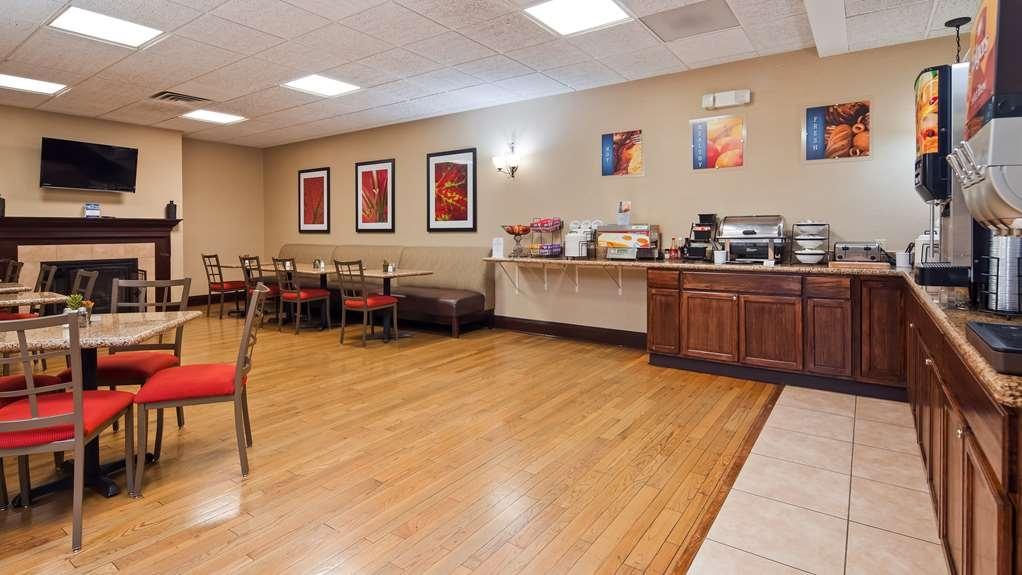Best Western Park Hotel - Breakfast Area