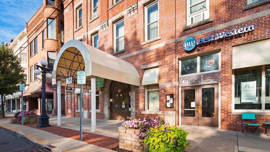 Best Western Park Hotel - Exterior