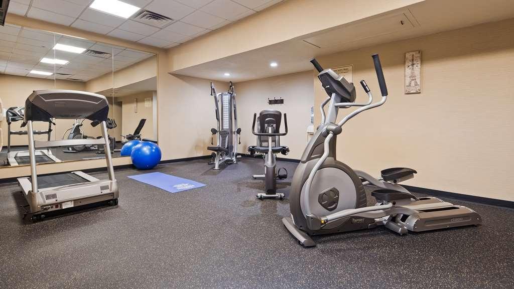 Best Western Park Hotel - Fitness Center