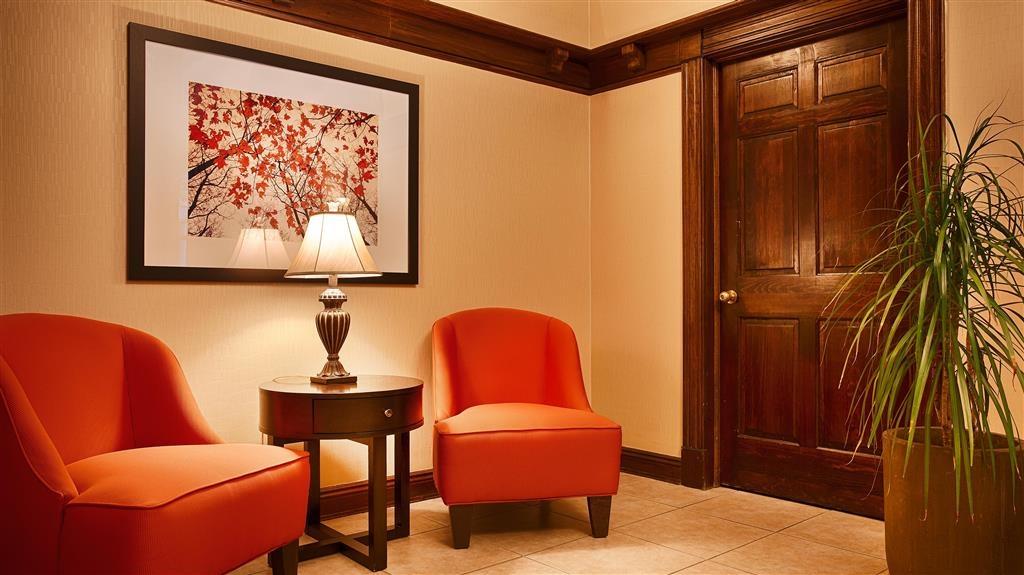 Best Western Park Hotel - Lobby view