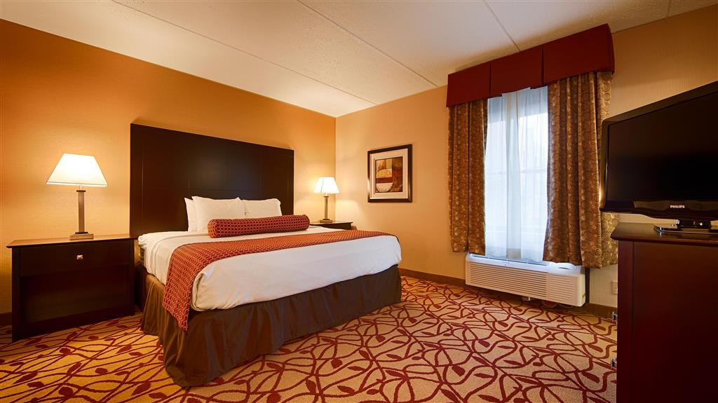 Best Western Park Hotel - King Guest Room
