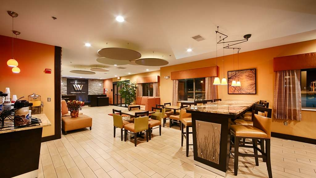 Best Western Plus Whitewater Inn - Vue du lobby