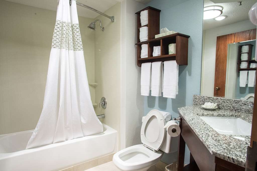 Best Western Plus Dayton South - Baño