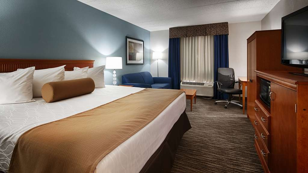 Best Western Plus Dayton South - Habitaciones/Alojamientos
