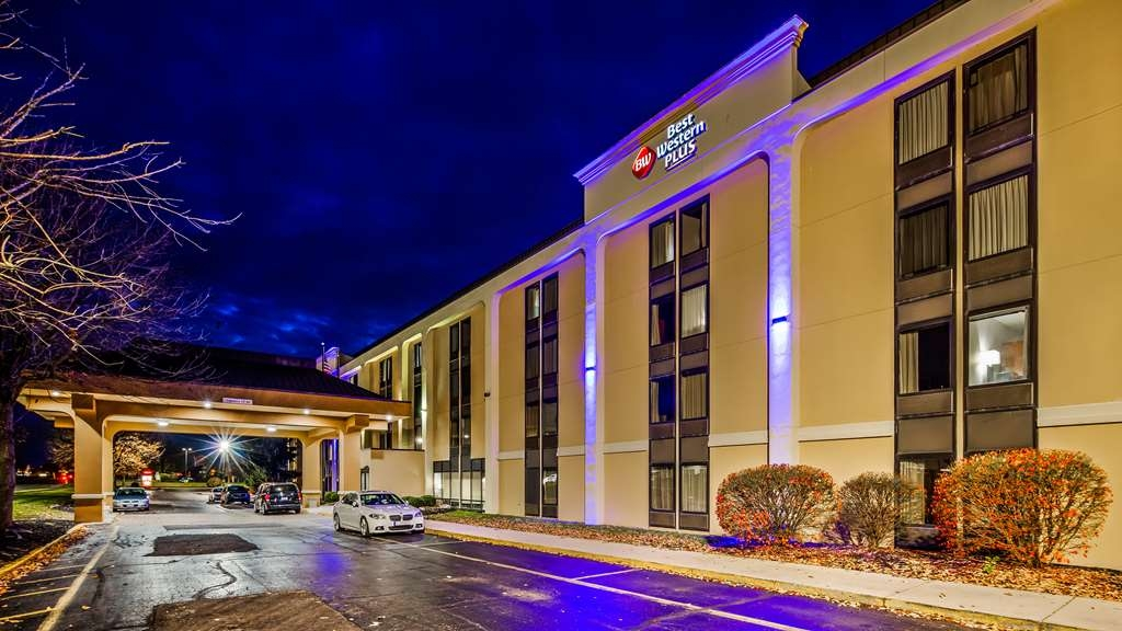 Best Western Plus Dayton South - Vista Exterior