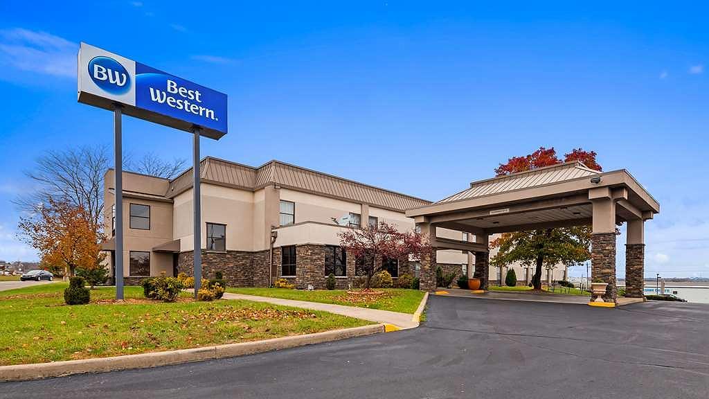 Best Western Monroe Inn - Vue extérieure