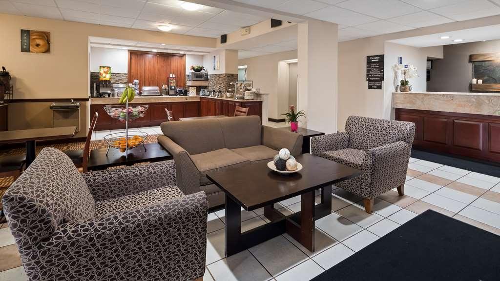 Best Western Monroe Inn - A warm welcome awaits you at the Best Western Monroe Inn!