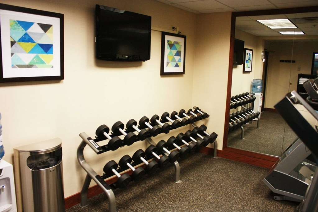 Best Western Plus West Akron Inn & Suites - Get your workout on!