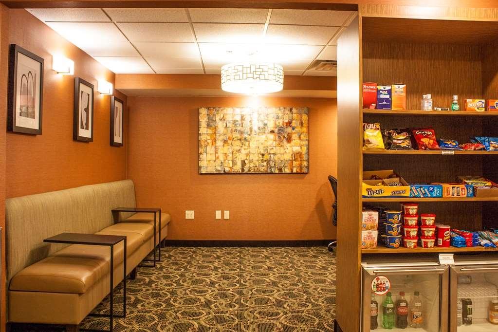 Best Western Plus West Akron Inn & Suites - equipamiento de propiedad