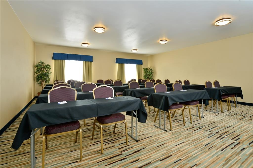Best Western Plus University Inn - Besprechungszimmer