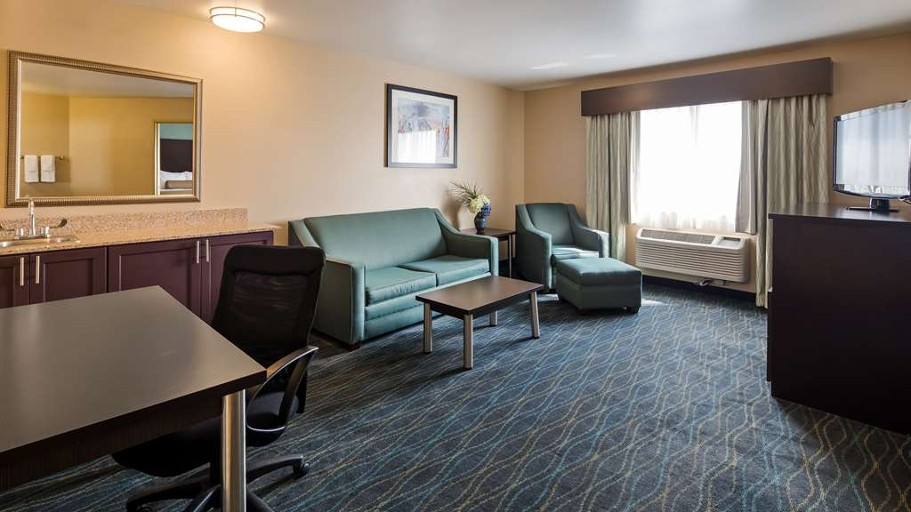 Best Western Plus University Inn - Chambres / Logements