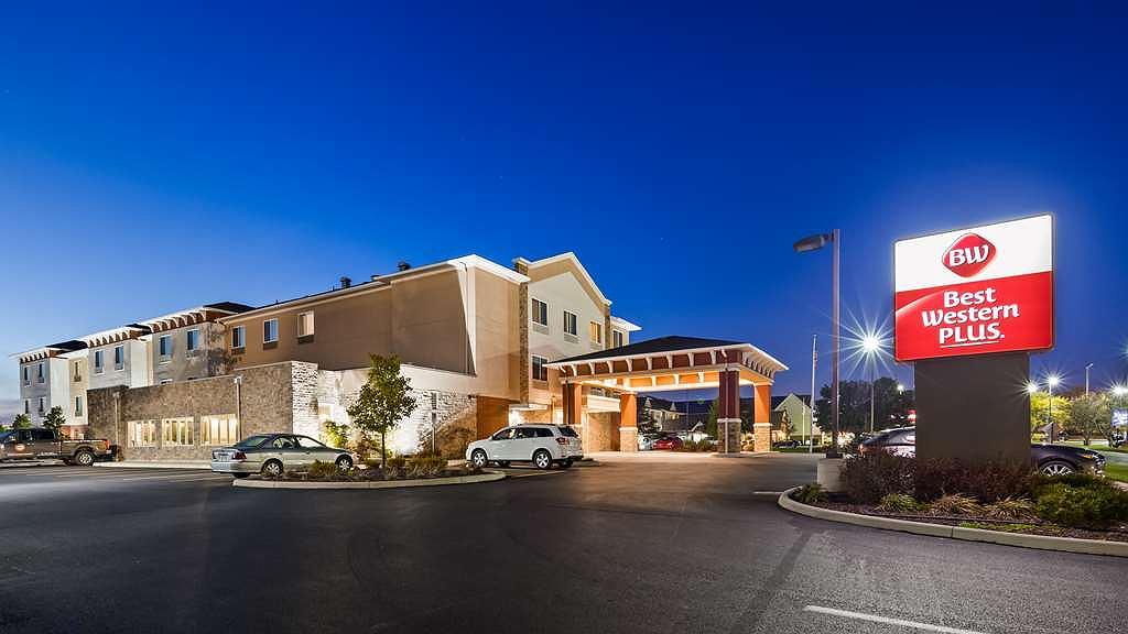 Best Western Plus Boardman Inn & Suites - Aussenansicht