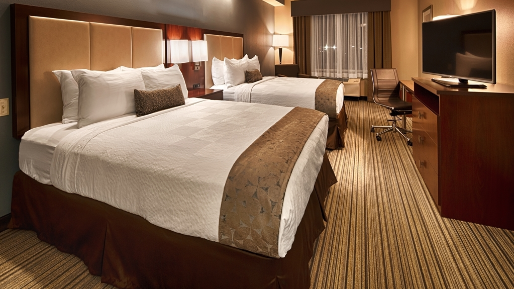 Best Western Plus Boardman Inn & Suites - standard-doppelzimmer