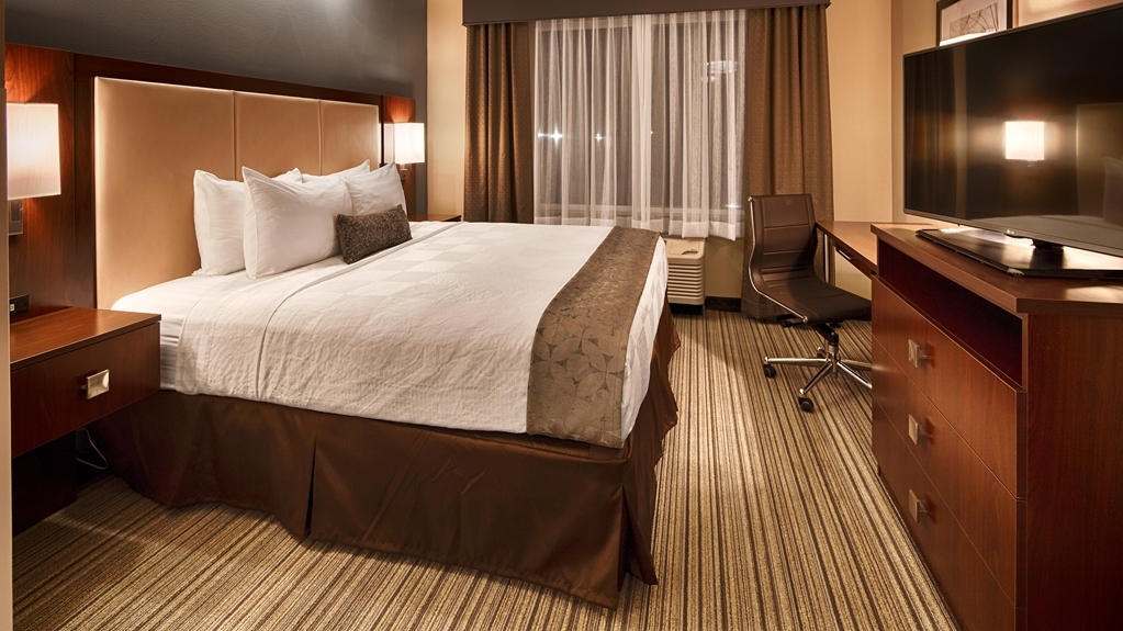 Best Western Plus Boardman Inn & Suites - standard-zimmer