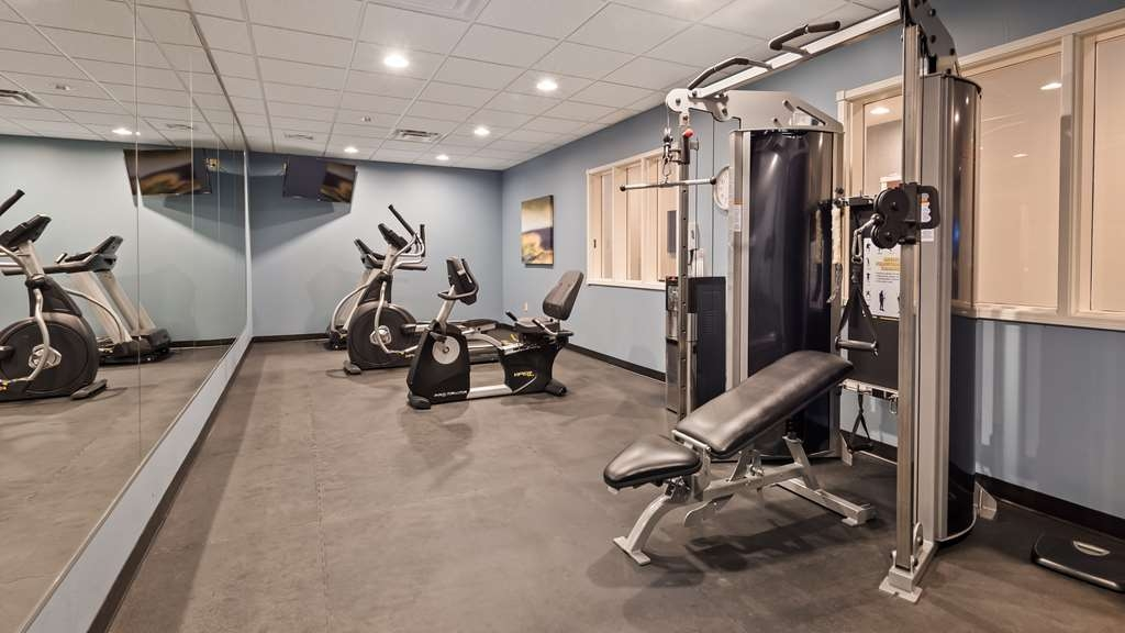 Best Western Plus Boardman Inn & Suites - Fitnessstudio