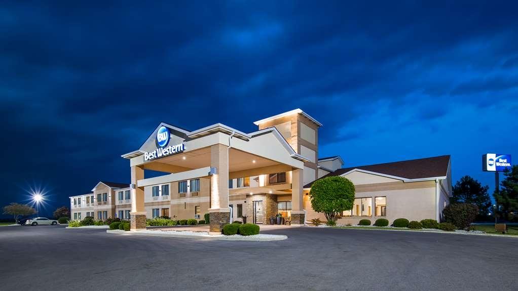 Best Western Celina - Facciata dell'albergo